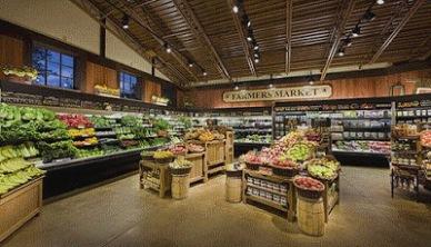 the Market Mass Produce Dept