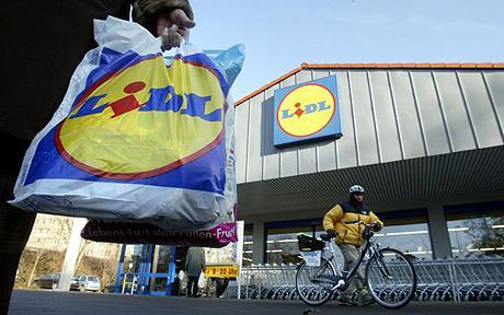 BER003-1210141309.jpg / Frankfurt, Lidl Retail Chain