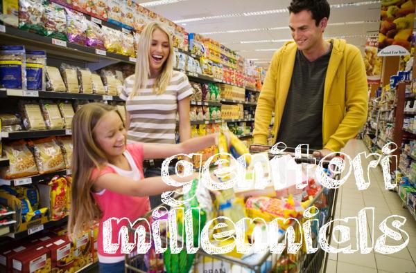 genitori millennials